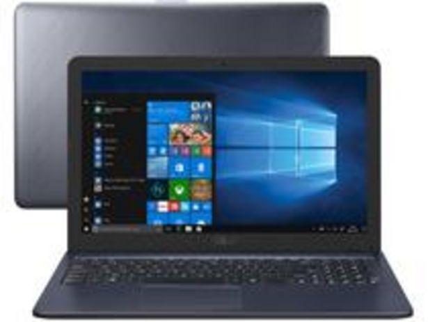 Oferta de Notebook Asus VivoBook X543MA-GQ1300T por R$2279,05