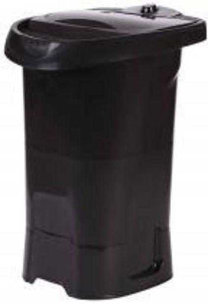 Oferta de Tanquinho Lavadora De Roupas Semiautomática Lis 4 Kg - Black - Wanke por R$299,9