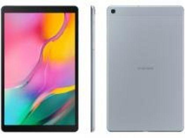 """Oferta de Tablet Samsung Galaxy Tab A 32GB 10,1"""" Wi-Fi por R$1467"""