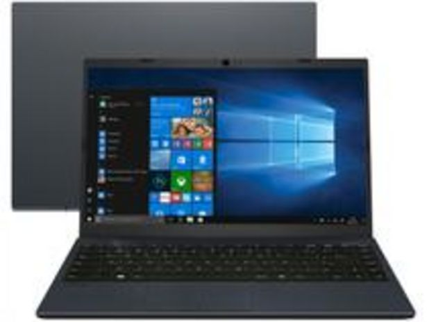 Oferta de Notebook Vaio FE 14 - B0721H Intel Core i3 4GB por R$2944,05