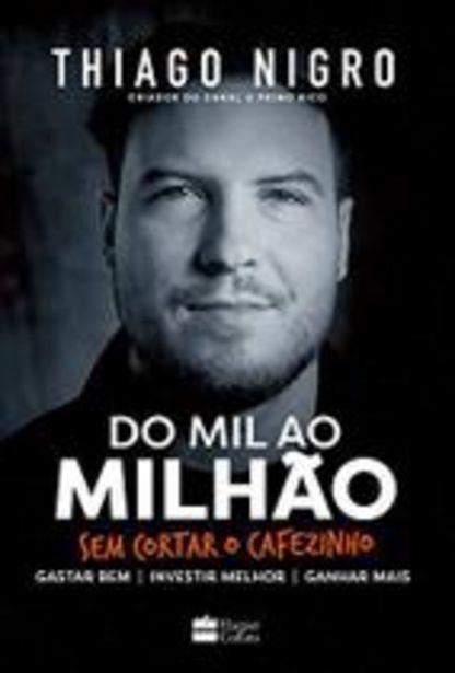 Oferta de Livro - Do mil ao milhão por R$17,5