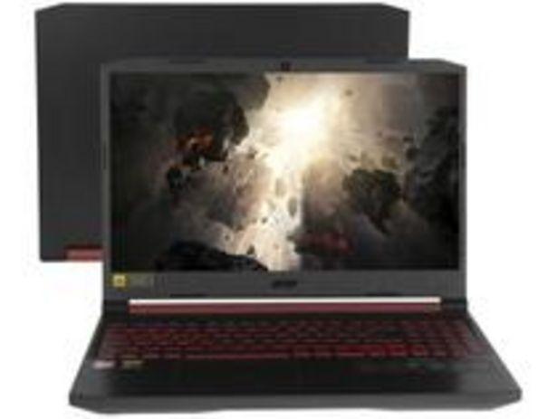 Oferta de Notebook Gamer Acer Nitro 5 AN515-54-58CL Intel por R$5034,05