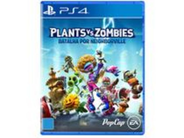 Oferta de Plants vs. Zombies: Batalha por Neighborville por R$99,9