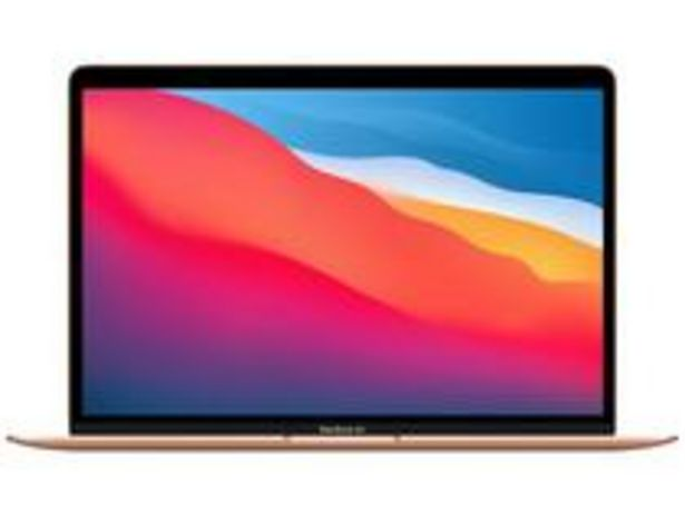 "Oferta de Macbook Air 13,3"" Apple M1 8GB por R$9119,05"