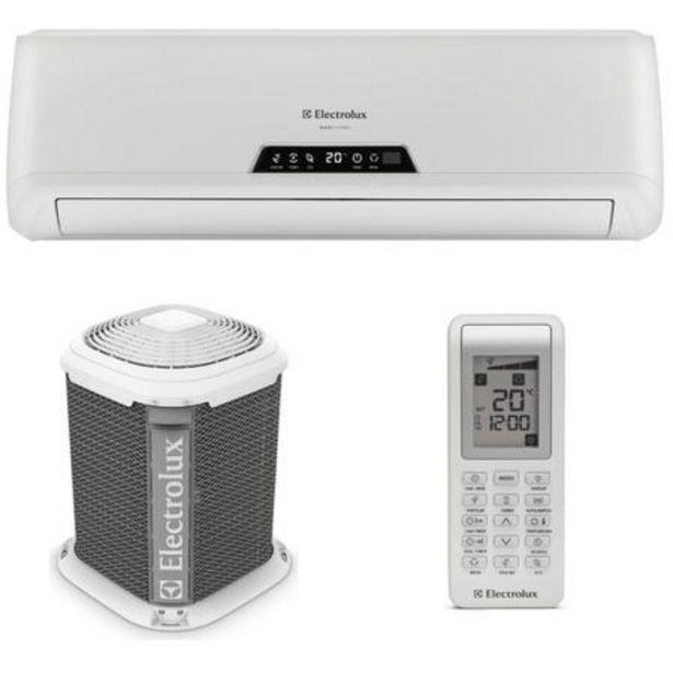 Oferta de Ar Condicionado Split Hi Wall Electrolux Ecoturbo 9000 BTUs Frio R410 por R$1230,8