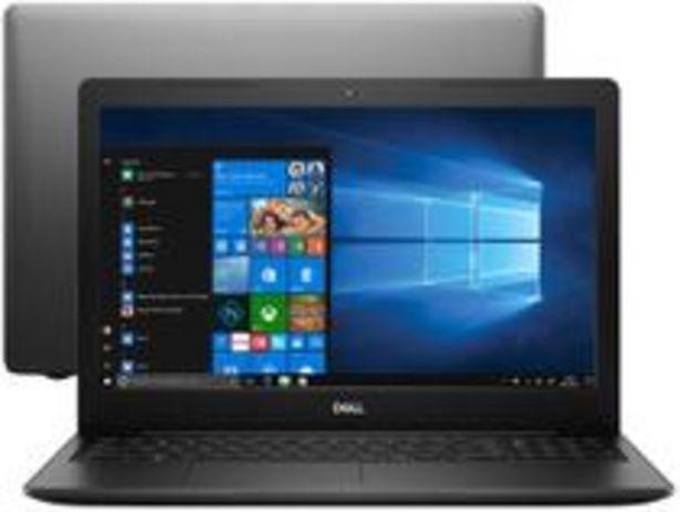 Oferta de Notebook Dell i15-3583-FS1P Intel Core i5 8GB por R$3894,05