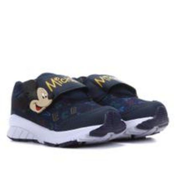 Oferta de Tênis Infantil Disney Mickey Masculino por R$43,99