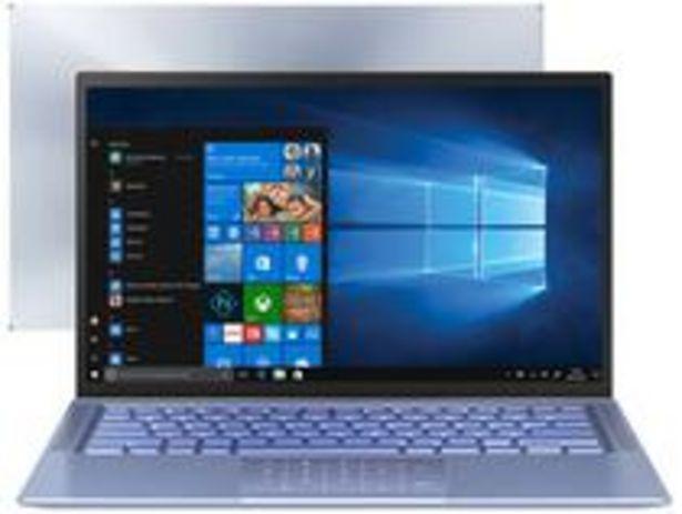 Oferta de Notebook Asus ZenBook 14 UX431FA-AN203T por R$5224,05