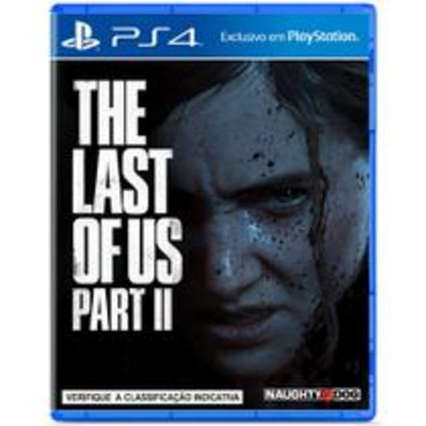 Oferta de Jogo The Last Of Us Part II - PS4 por R$279