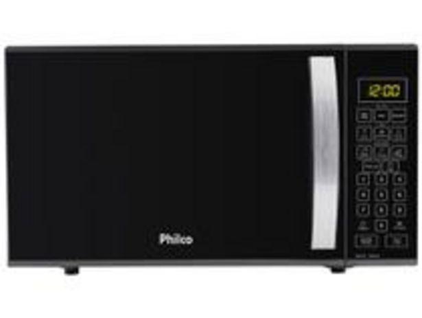 Oferta de Micro-ondas Philco 21L PMO21T por R$449,91