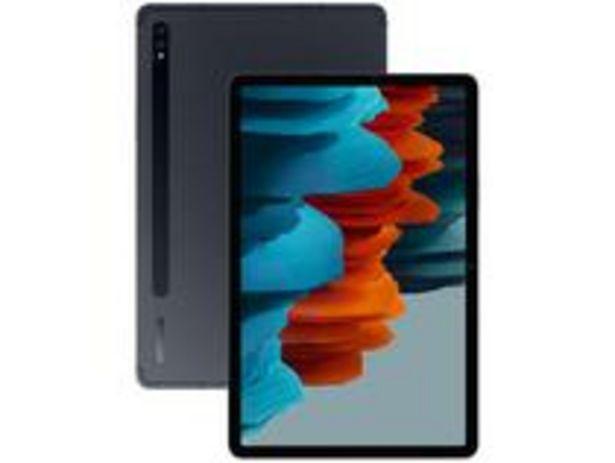 """Oferta de Tablet Samsung Galaxy Tab S7 com Caneta 11"""" 4G por R$4949,1"""
