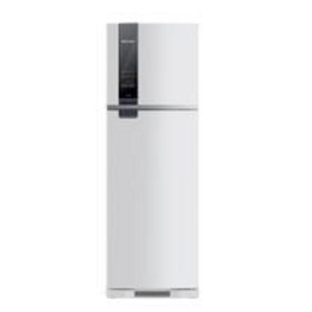 Oferta de Geladeira Brastemp Frost Free Duplex 400 litros Branca com Freeze Control por R$2799