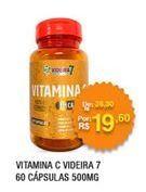 Oferta de Vitaminas por