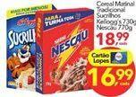 Oferta de Cereal de chocolate Nescau por