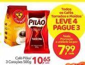Oferta de Café Pilão por R$7,99