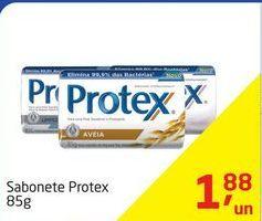 Oferta de Sabonete Protex por R$1,88