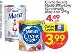 Oferta de Leite condensado Nestlé por