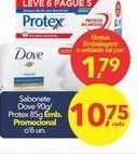 Oferta de Sabonete Protex por