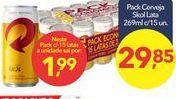 Oferta de Cerveja Skol por R$1,99