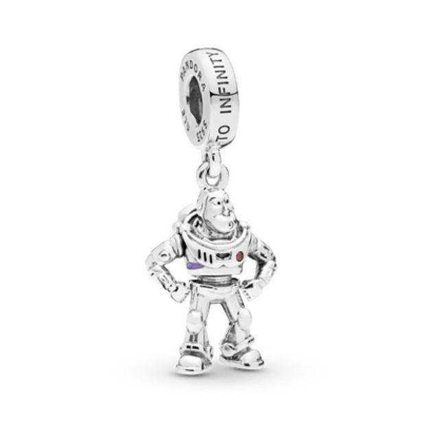 Oferta de Charm Pendente Disney Pixar Buzz Lightyear por R$339,5
