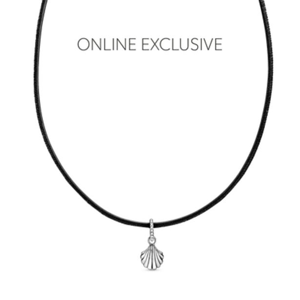 Oferta de Chocker Concha Do Mar - Pandora Ocean por R$589