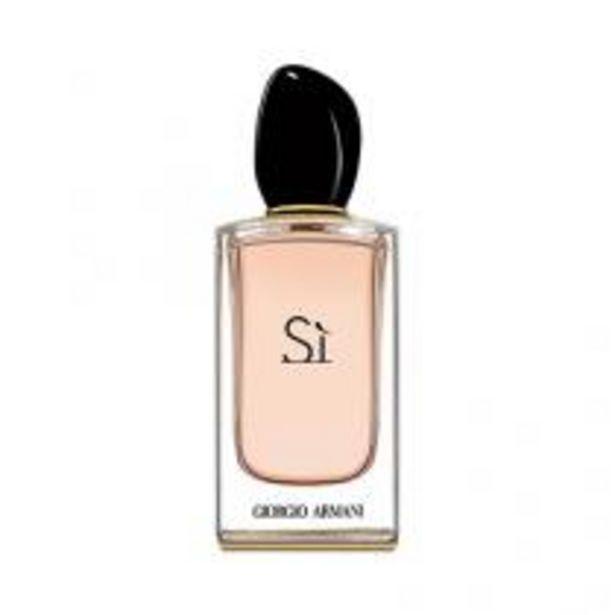 Oferta de Perfume Giorgio Armani Sí Feminino Giorgio Armani Eau de Parfum por R$489