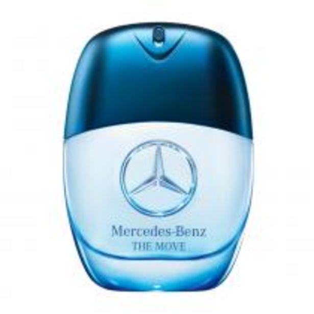 Oferta de Perfume Mercedes Benz The Move Masculino Eau de Toilette por R$259