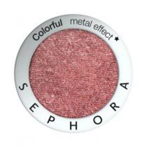 Oferta de Sombra Individual Sephora Collection Colorful Eshad por R$31