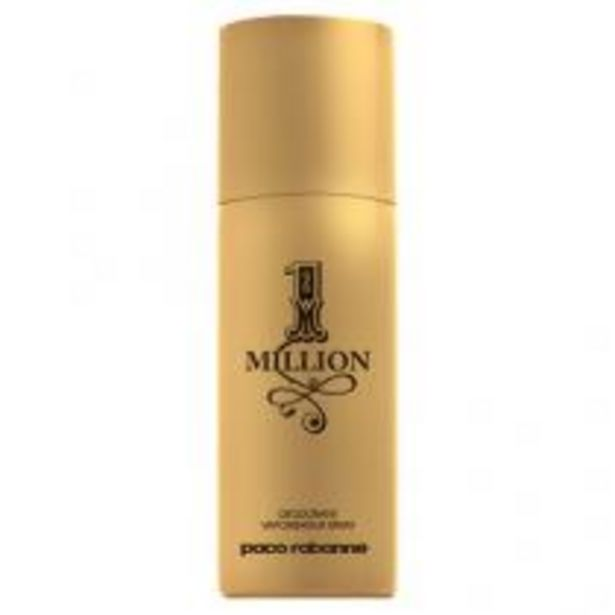 Oferta de Desodorante Spray One Million Masculino por R$160,65