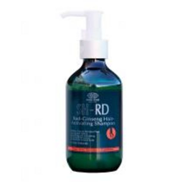 Oferta de Shampoo Antiqueda e Revitalizador NPPE SH-RD Red-Ginseng Hair Activating por R$142,8
