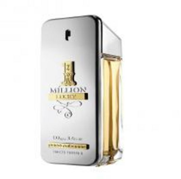 Oferta de Perfume Paco Rabanne 1 Million Lucky Masculino Eau de Toilette por R$232