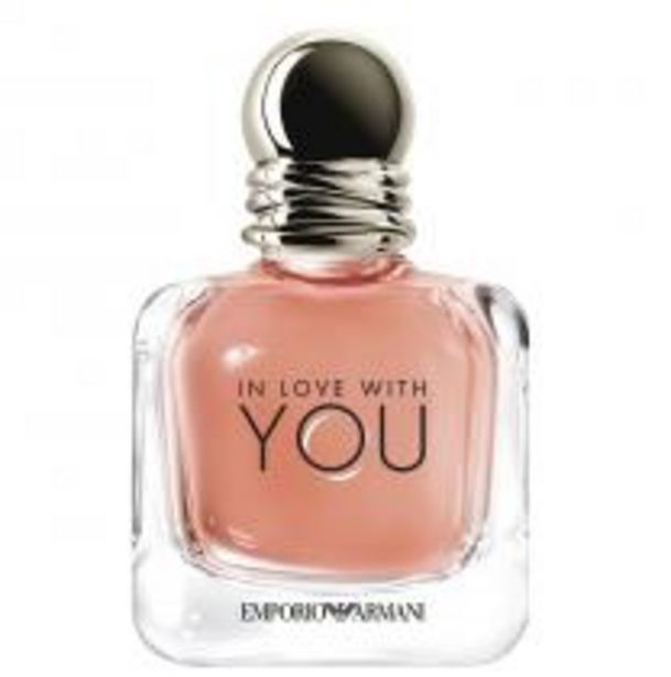 Oferta de Perfume Armani You For Her In Love Feminino Eau de Parfum por R$245