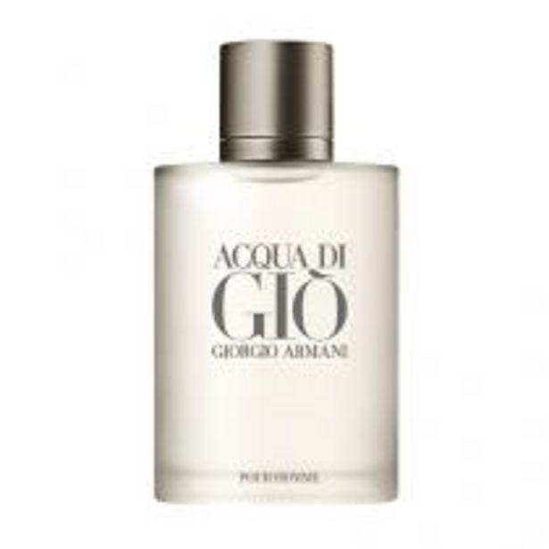 Oferta de Perfume Giorgio Armani Acqua Di Giò Masculino Eau de Toilette por R$269