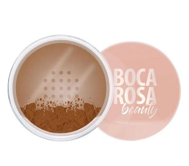 Oferta de Pó Solto Boca Rosa Matte por R$37