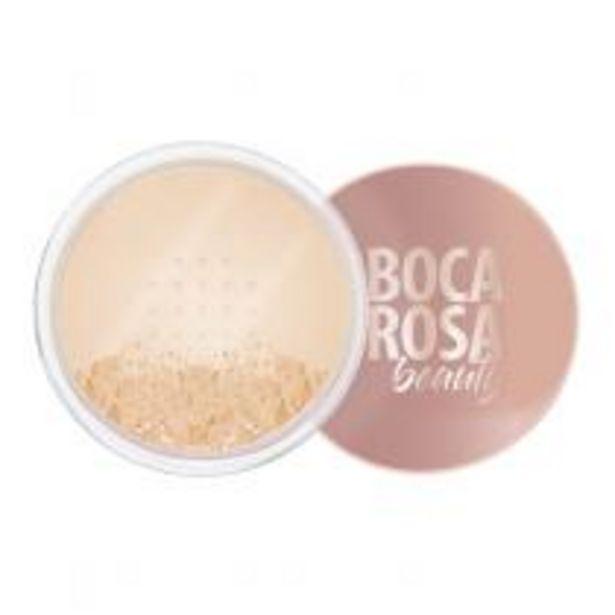 Oferta de Pó Solto Boca Rosa Matte por R$37,6