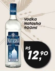 Oferta de Vodka Natasha por