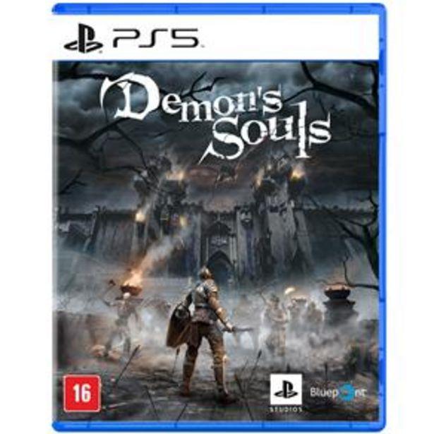 Oferta de Jogo Demon's Souls - PS5 por R$349,9