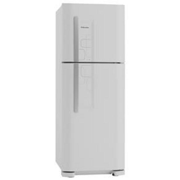 Oferta de Refrigerador Electrolux DC51Cycle Defrost com Multiflow 475L - Branco por R$2599