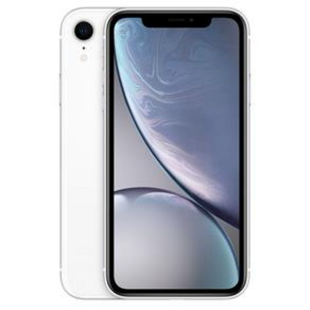 Oferta de IPhone XR Apple 64GB Branco por R$3789