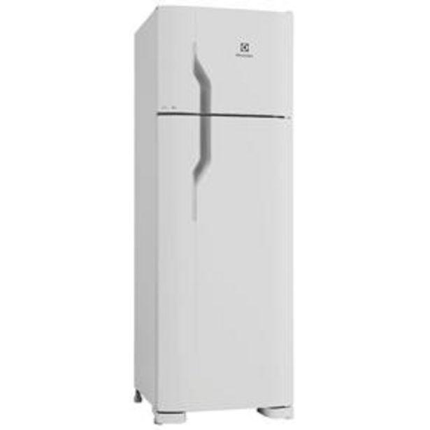 Oferta de Refrigerador Electrolux Duplex DC35A 260L - Branco por R$1649