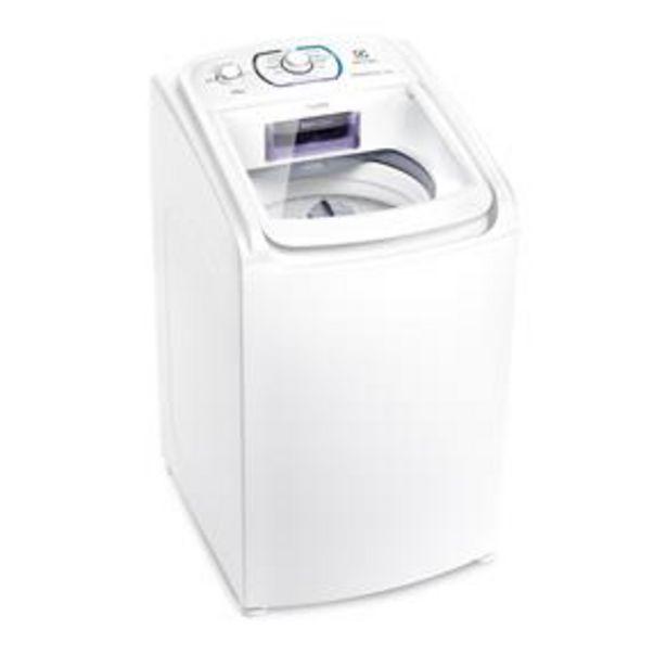 Oferta de Lavadora de Roupas Electrolux 11Kg LES11 Essencial Care – Branca por R$1449