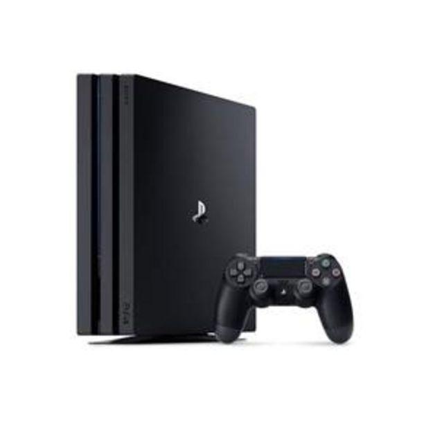 Oferta de Console Playstation 4 PRO 1TB 4K - Sony por R$3699
