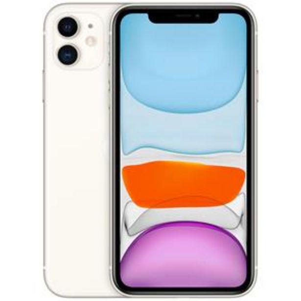 Oferta de IPhone 11 Apple 128GB Branco por R$4999