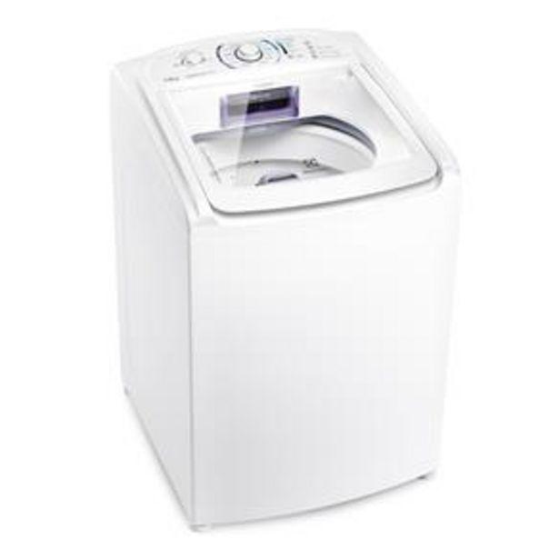 Oferta de Lavadora de Roupas Electrolux Automática LES13 Essencial Care 13kg – Branca por R$1699