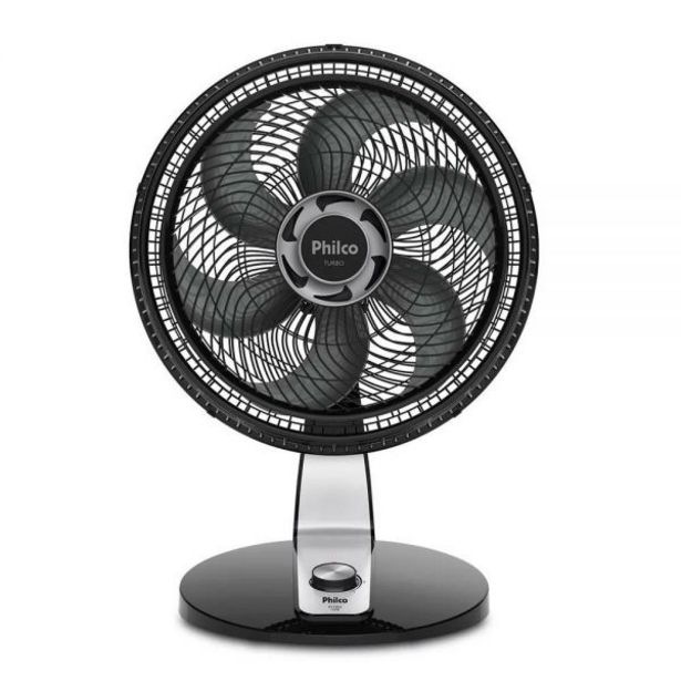 Oferta de Ventilador 40cm PVT400 Turbo Connect Philco por R$219,9