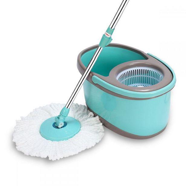 Oferta de Kit de Limpeza Mop Solecasa - Verde por R$119,99