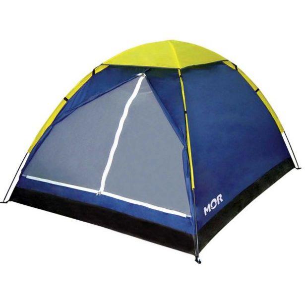 Oferta de Barraca Camping Iglu 4 Pessoas 9035 Mor - DIVERSOS por R$149,99