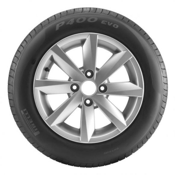Oferta de Pneu Pirelli Aro 14 P400 Evo 185/65 R14 84T - 0000031909 por R$299,9