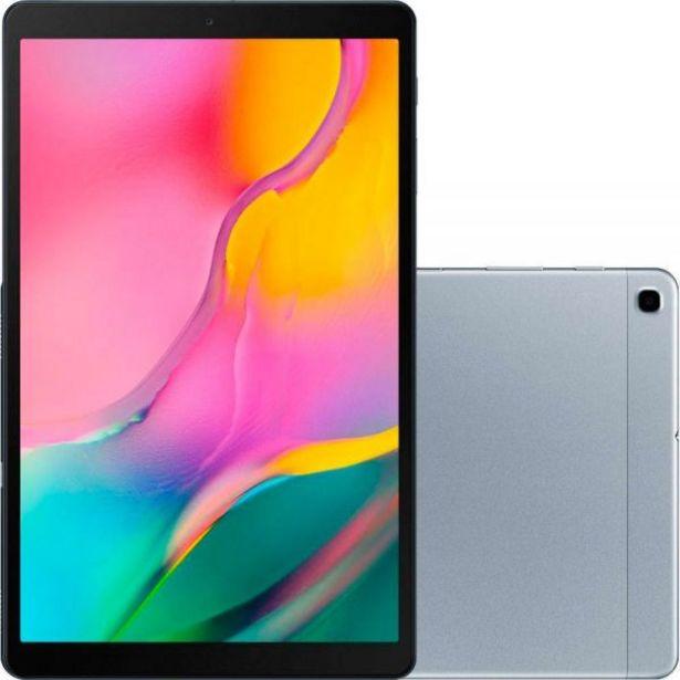 """Oferta de Tablet Galaxy Tab A 10,1"""" Samsung - T510 por R$1399,9"""