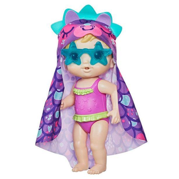 Oferta de Boneca Baby Alive Hasbro Dia De Sol Loira - F2568 por R$99,99